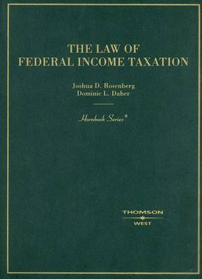 The Law of Federal Income Taxation - Hornbook (Hardback)
