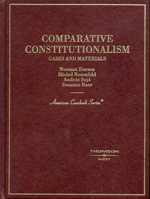 Comparative Constitutionalism (Book)