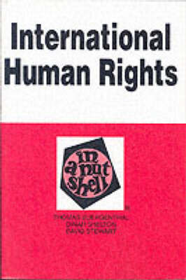 Buergenthal's International Human Rights in a Nutshell (Book)