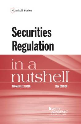 Securities Regulation in a Nutshell - (authoNutshell Series (Paperback)