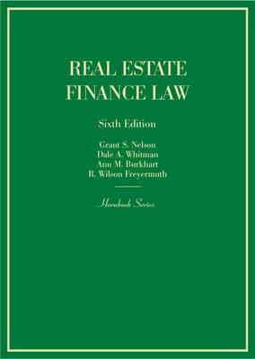 Real Estate Finance Law - Hornbook (Hardback)
