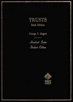 Trusts - Hornbook (Hardback)