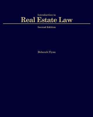 TPI: Introduction to Real Estate Law (Paperback)