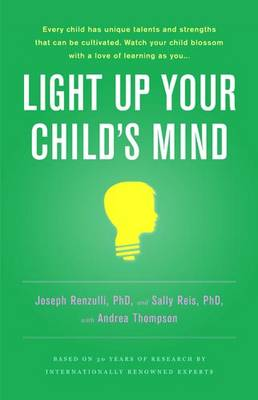 Light Up Your Child's Mind: Finding a Unique Pathway to Happiness and Success (Hardback)