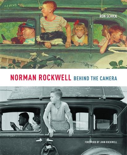 Norman Rockwell: Behind The Camera (Hardback)