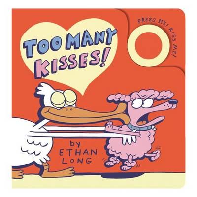 Too Many Kisses! (Hardback)