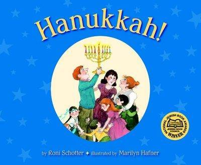 Hanukkah! (Hardback)