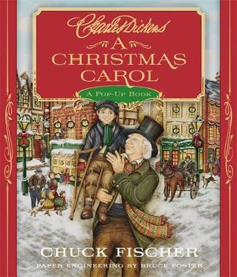 A Christmas Carol: A Pop-Up Book (Hardback)