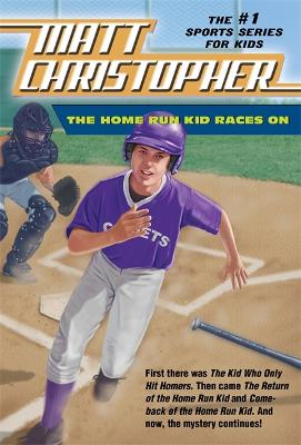 The Home Run Kid Races On (Paperback)