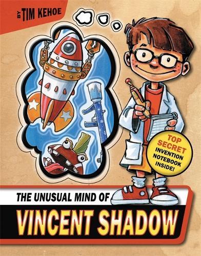 The Unusual Mind Of Vincent Shadow (Hardback)