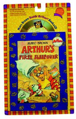 Arthur's First Sleepover (Paperback)