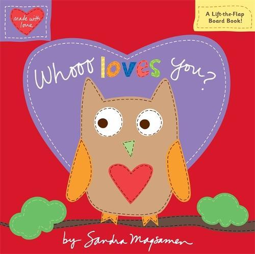 Whooo Loves You? (Hardback)