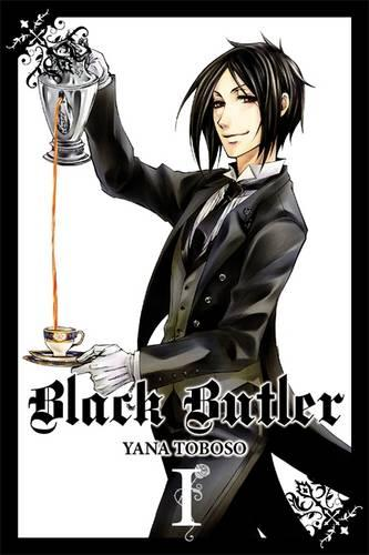 Black Butler, Vol. 1 (Paperback)