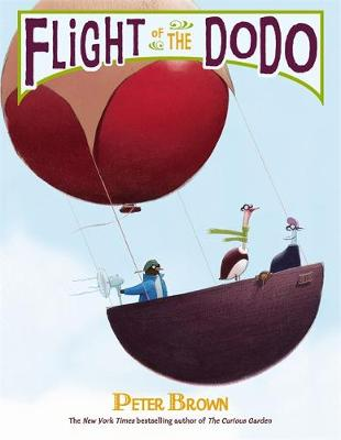 Flight Of The Dodo (Paperback)