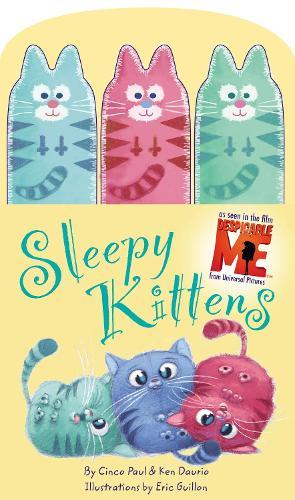 Sleepy Kittens (Hardback)