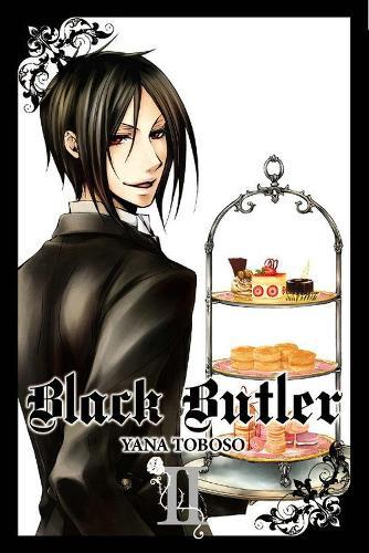 Black Butler, Vol. 2 (Paperback)