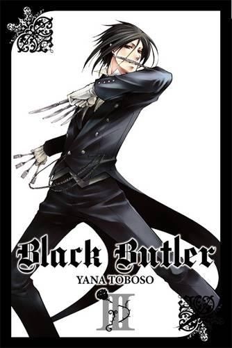 Black Butler, Vol. 3 (Paperback)