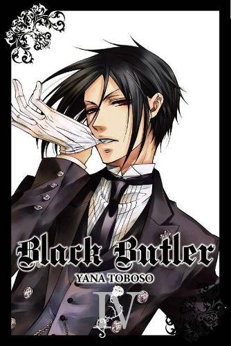 Black Butler, Vol. 4 (Paperback)