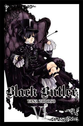 Black Butler, Vol. 6 (Paperback)