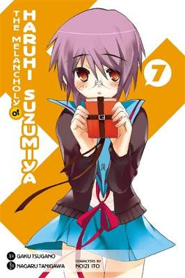 The The Melancholy of Haruhi Suzumiya: The Melancholy of Haruhi Suzumiya, Vol. 7 (Manga) Manga v. 7 (Paperback)