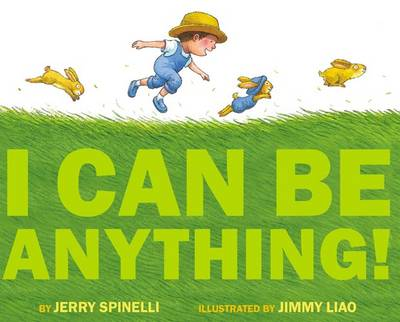 I Can Be Anything! (Paperback)