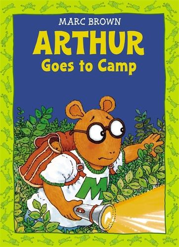 Arthur Goes To Camp (Paperback)