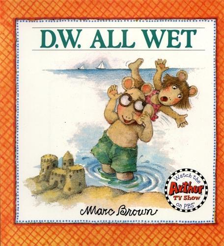 D.W. All Wet (Paperback)