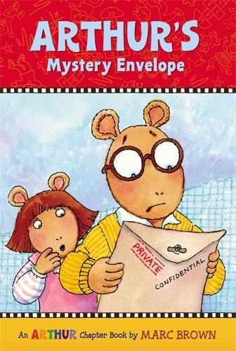 Arthur's Mystery Envelope (Paperback)