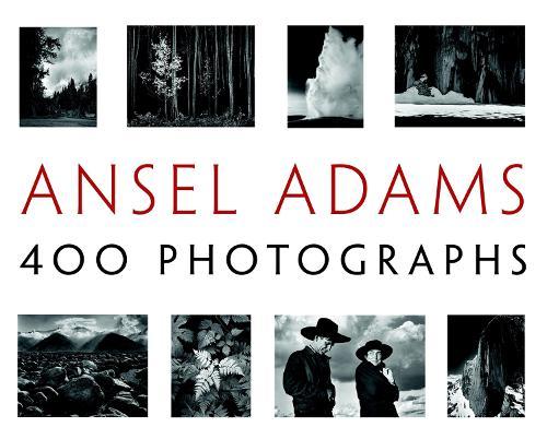 Ansel Adams' 400 Photographs (Hardback)