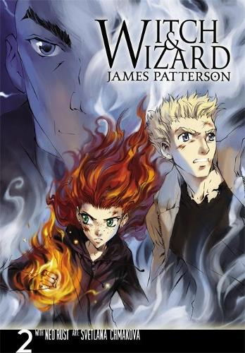 Witch & Wizard: The Manga, Vol. 2 (Paperback)