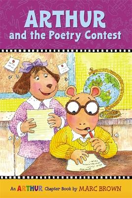 Arthur And The Poetry Contest (Paperback)