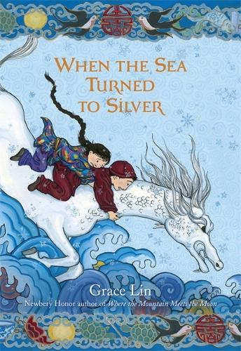 When the Sea Turned to Silver (Hardback)