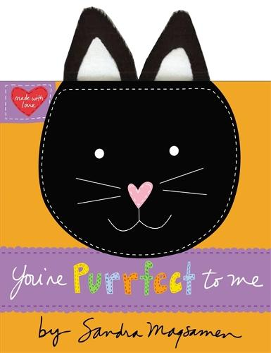 You're Purrfect to Me (Hardback)