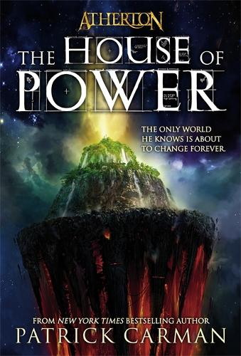 Atherton No. 1: The House Of Power (Paperback)