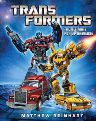 Transformers: The Ultimate Pop Up Universe (Hardback)