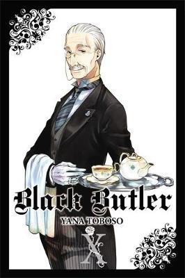 Black Butler, Vol. 10 (Paperback)