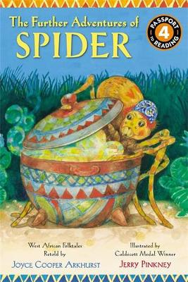 The Further Adventures of Spider - Adventures of Spider (Paperback)