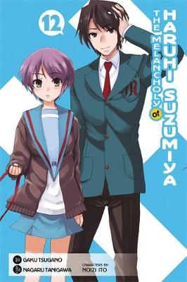The Melancholy of Haruhi Suzumiya, Vol. 12 (Manga) (Paperback)