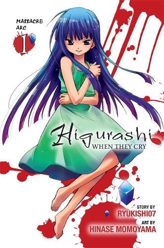 Higurashi When They Cry: Massacre Arc, Vol. 1 (Paperback)