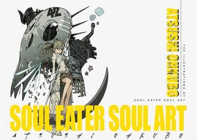 Soul Eater Soul Art (Hardback)