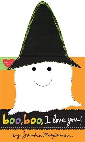 Boo, Boo, I Love You! (Hardback)