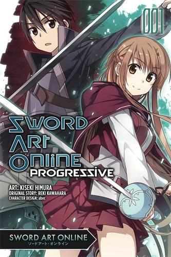 Sword Art Online Progressive, Vol. 1 (manga) (Paperback)