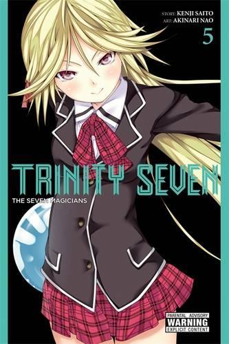 Trinity Seven, Vol. 5: The Seven Magicians (Paperback)