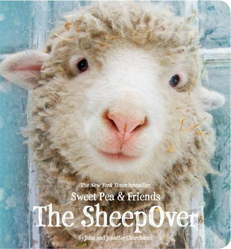 The SheepOver - Sweet Pea & Friends (Hardback)