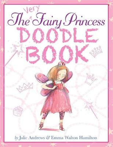 The Very Fairy Princess Doodle Book - Very Fairy Princess (Paperback)