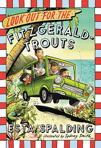 Look Out for the Fitzgerald-Trouts (Paperback)