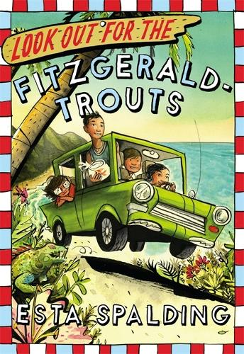 Look Out for the Fitzgerald-Trouts (Hardback)
