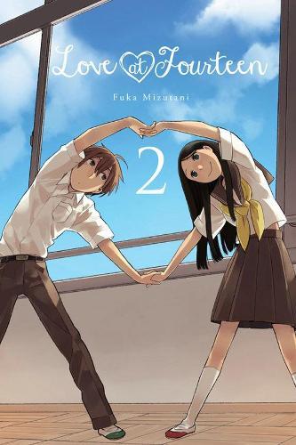 Love at Fourteen, Vol. 2 (Paperback)