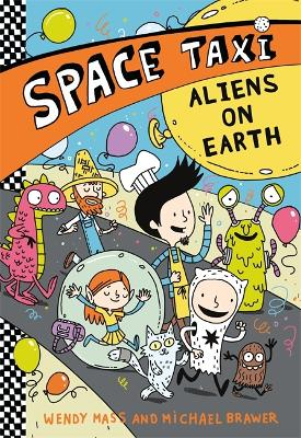 Space Taxi: Aliens on Earth - Space Taxi (Paperback)