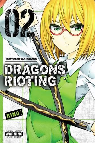 Dragons Rioting, Vol. 2 (Paperback)